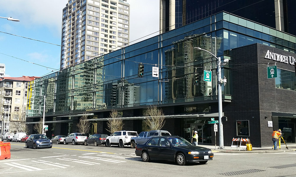 3rd & Battery – Seattle, Washington